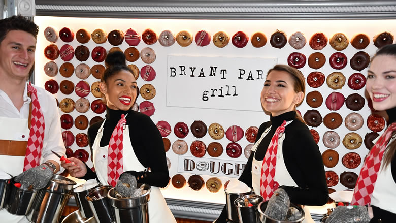 bryant park grill donuts